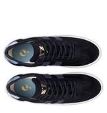 Q1905 Heren Sneaker Titanium  -  Donkerblauw/Lichtblauw