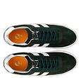 Q1905 Men's Sneaker Titanium  -  Dark Green/White