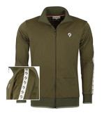 Q1905 Men's Jacket Oostburg  -  Khaki Green