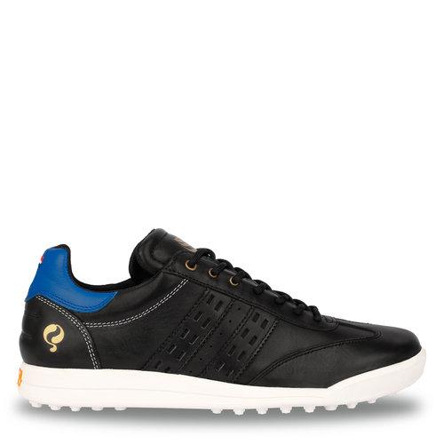 Heren Golfschoen Pitch  -  Zwart/Hard Blauw