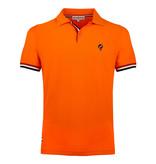 Q1905 Heren Polo Joost Luiten  -  Oranje
