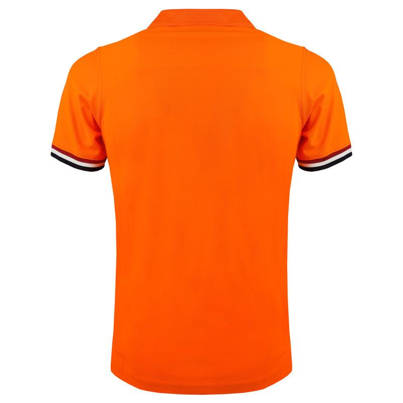 Q1905 Men's Polo Joost Luiten  -  Orange