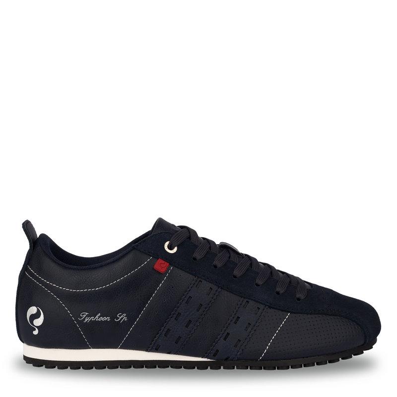 Q1905 Heren Sneaker Typhoon SP  -  Donkerblauw
