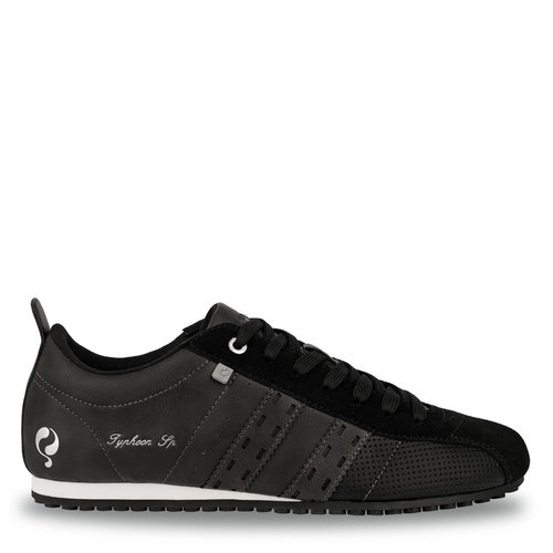 Men's Sneaker Typhoon SP  -  Black/Dark Grey