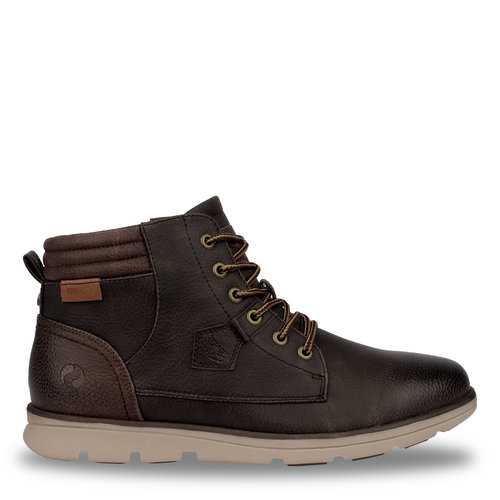 Men's Shoe Bodegraven - Dark Brown