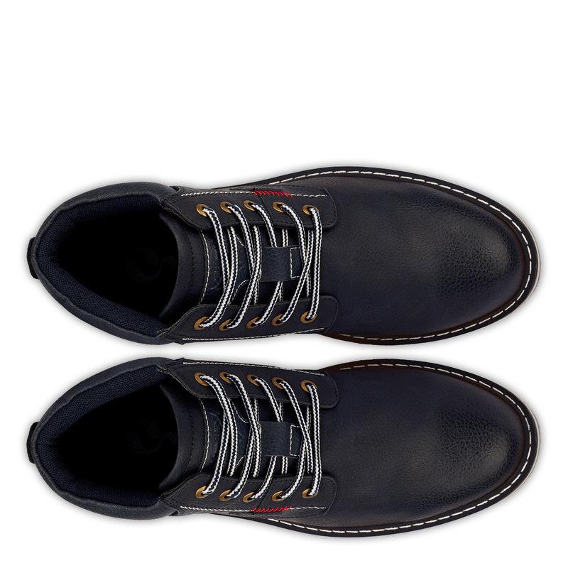 Q1905 Men's Shoe Voorburg - Dark Blue