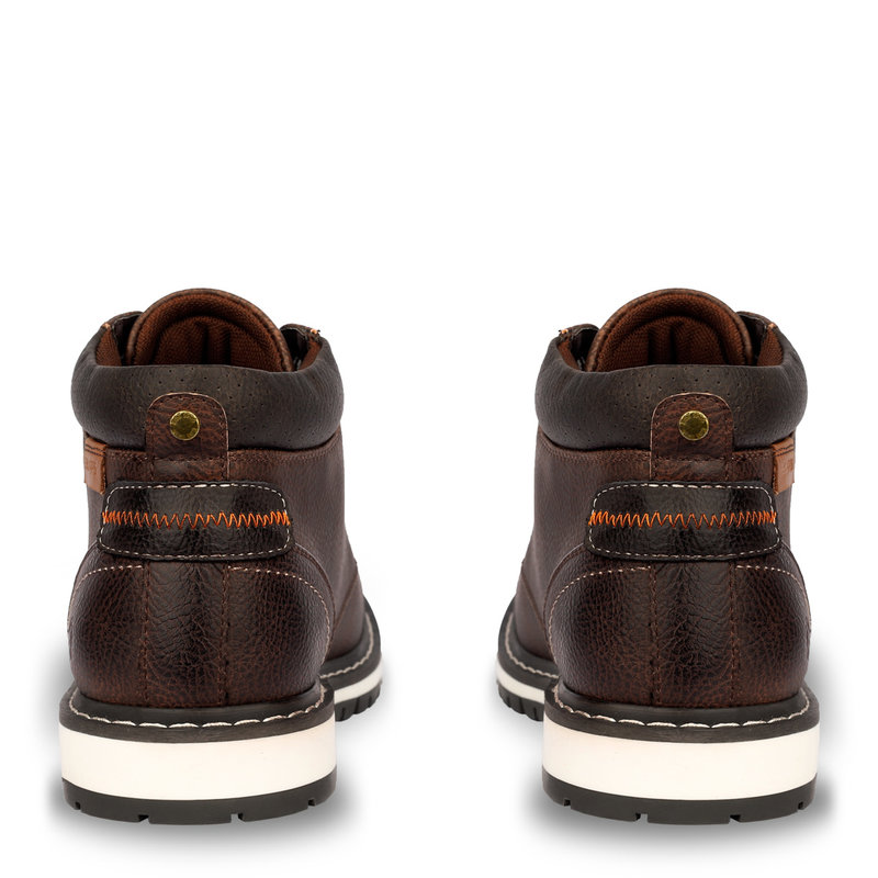 Q1905 Men's Shoe Voorburg - Dark Cognac