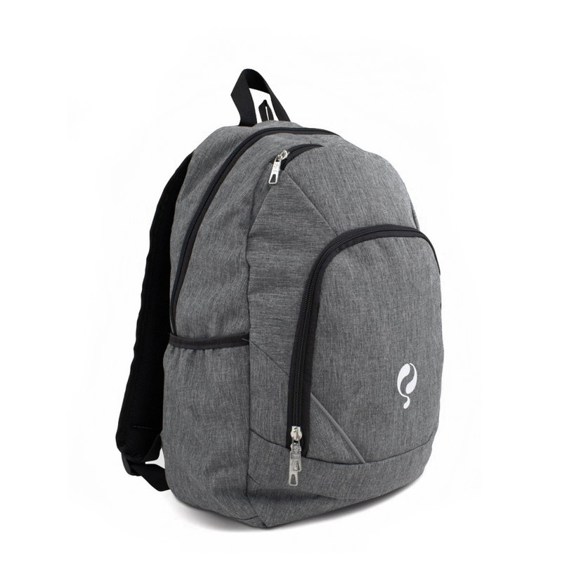 Q1905 Backpack Nr.10 Grey / White
