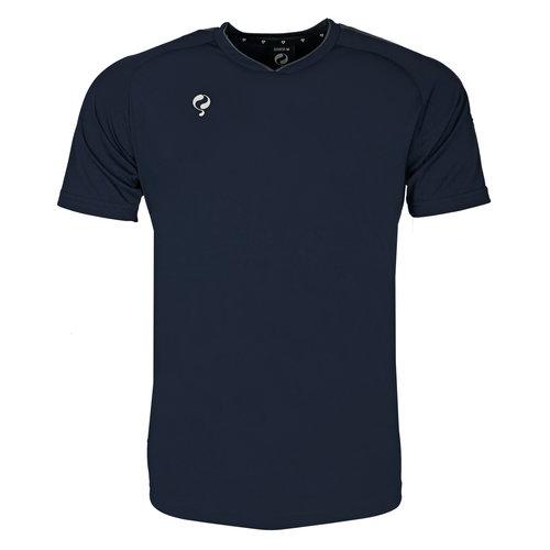 Heren Trainingsshirt Maher Navy / Grijs / Wit