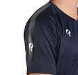 Q1905 Heren Trainingsshirt Maher Navy / Grijs / Wit