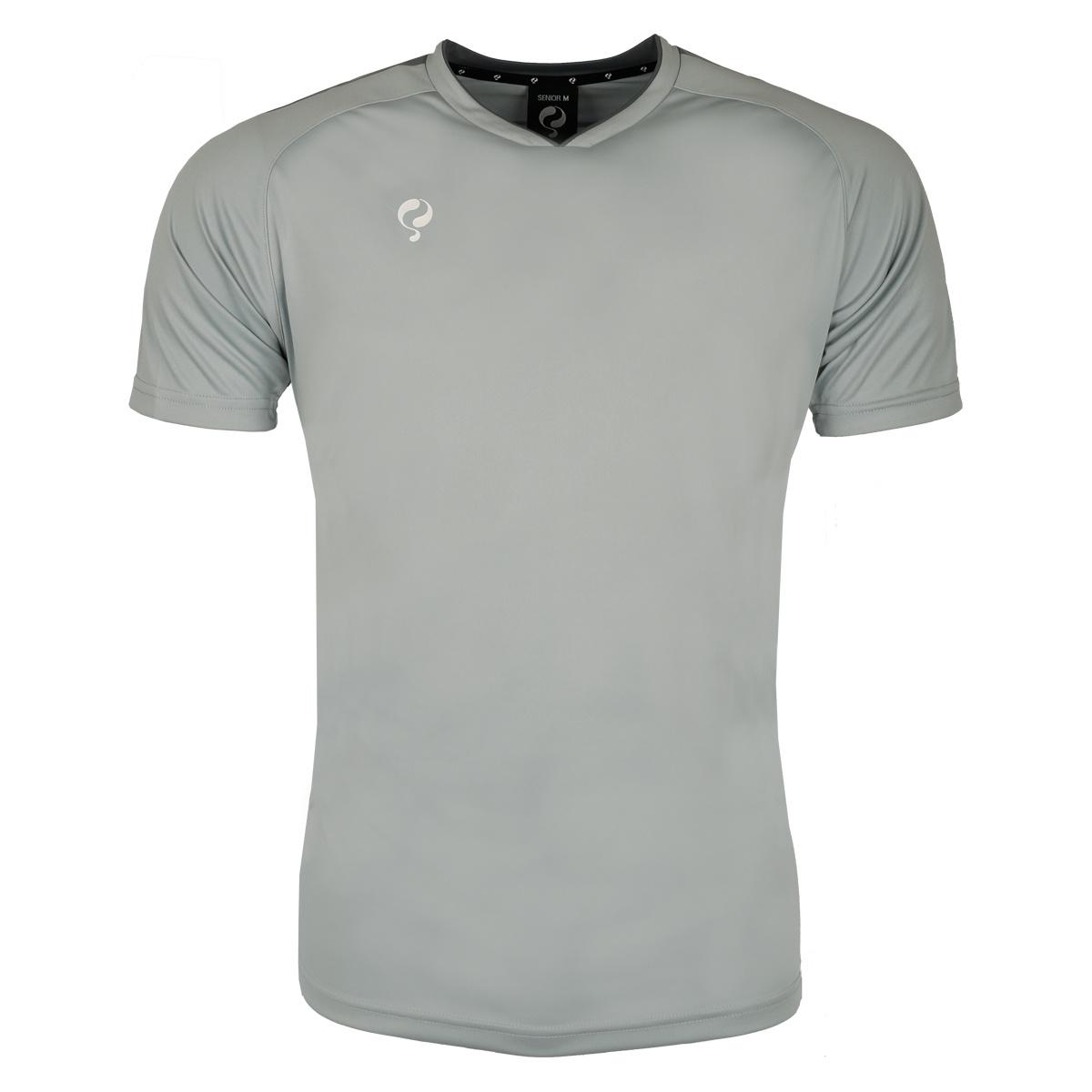 Q1905 Heren Trainingsshirt Maher Grijs / Zwart / Wit