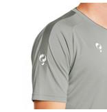 Q1905 Men's Trainingsshirt Maher Grey / Black / White
