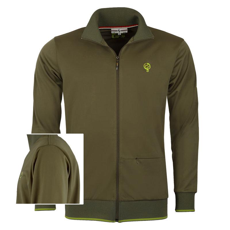Q1905 Men's Jacket Stellendam  -  Khaki Green