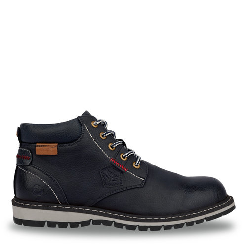 Men's Shoe Voorburg - Dark Blue