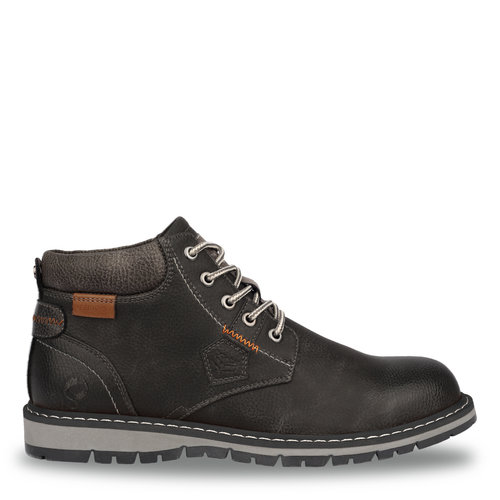 Men's Shoe Voorburg - Dark Grey
