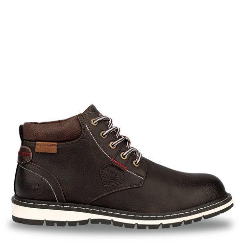 Men's Shoe Voorburg - Dark Brown