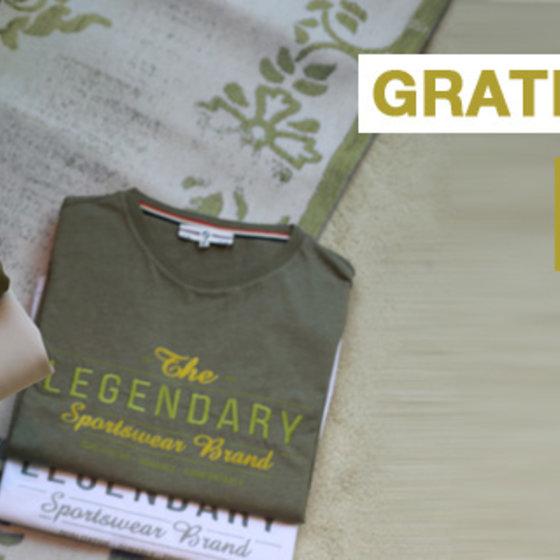 t-shirt cadeau