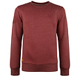 Q1905 Men's Pullover Zevenaar - Dark Red