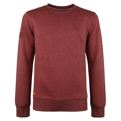 Men's Pullover Zevenaar - Dark Red