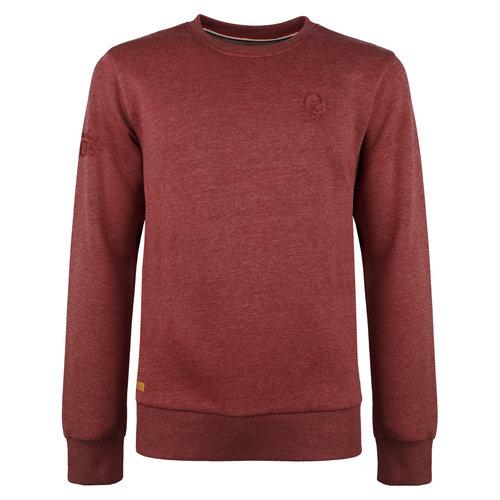 Men's Pullover Zevenaar - Dark Red