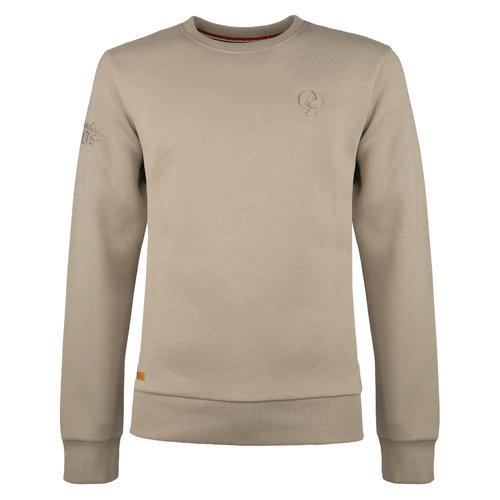Men's Pullover Zevenaar - Taupe