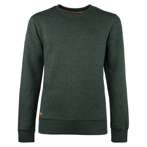 Men's Pullover Zevenaar - Dark Green