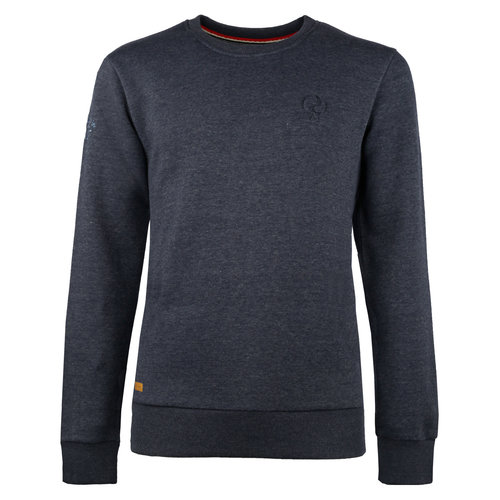 Men's Pullover Zevenaar - Denim Blue