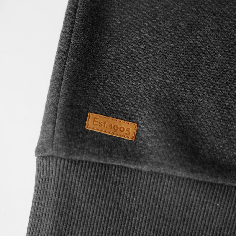 Q1905 Men's Pullover Zevenaar - Antracite Gray