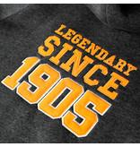 Q1905 Men's Pullover Zeist - Antracite Gray
