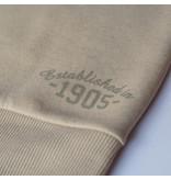 Q1905 Men's Pullover Zaandijk  -  Taupe