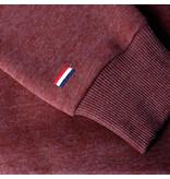 Q1905 Heren Trui Winterswijk  -  Donkerrood