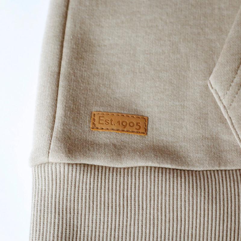 Q1905 Men's Pullover Winterswijk - Taupe
