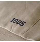 Q1905 Heren Vest Amerongen  -  Taupe