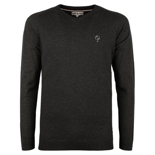 Men's Pullover Heemskerk - Antracite grey