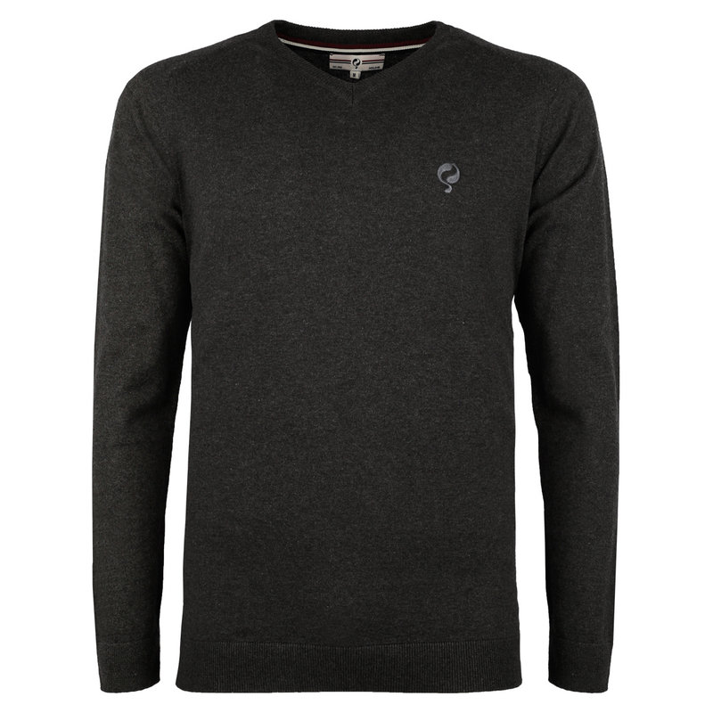 Q1905 Men's Pullover Heemskerk - Antracite grey