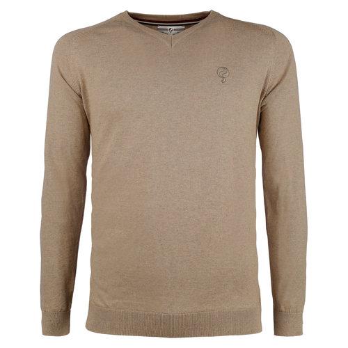 Men's Pullover Heemskerk - Taupe