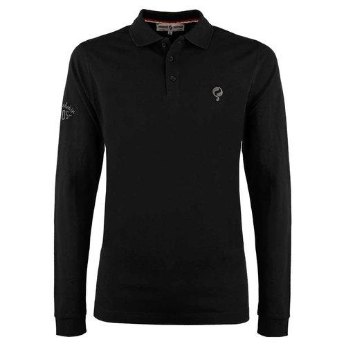 Heren Polo Blaricum  -  Zwart