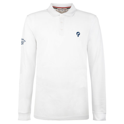 Men's Polo Blaricum - White