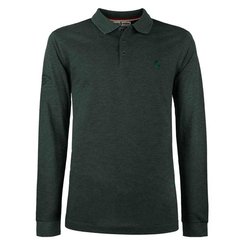 Men's Polo Blaricum - Dark Green