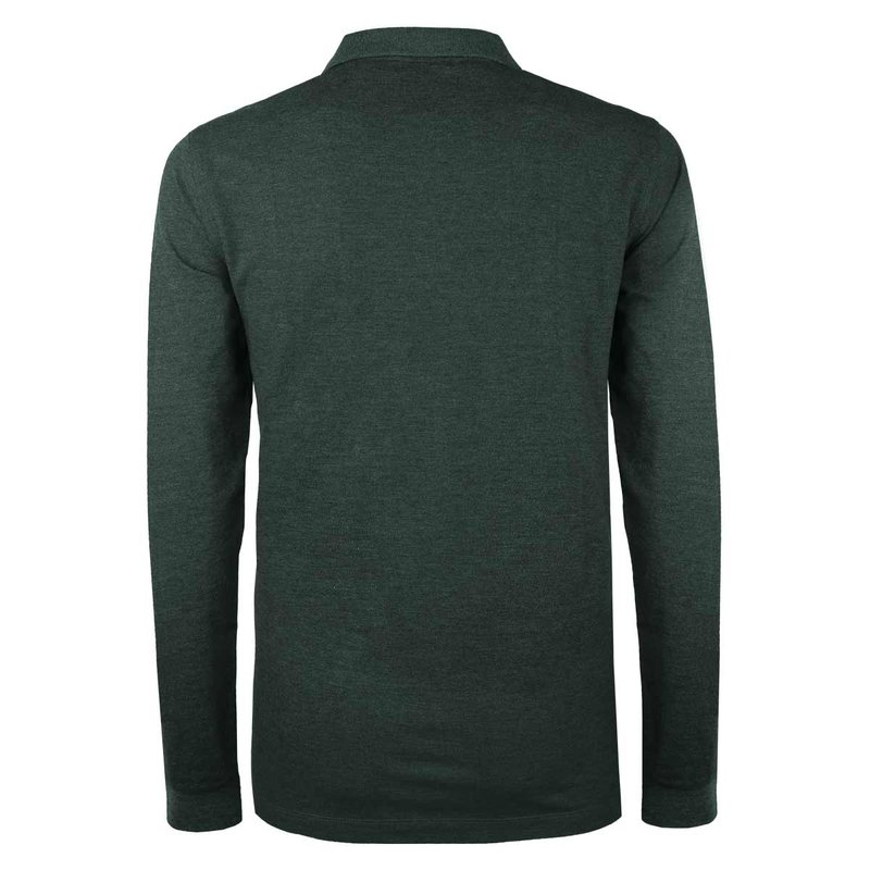 Q1905 Men's Polo Blaricum - Dark Green