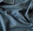 Q1905 Men's Polo Blaricum - Denim Blue