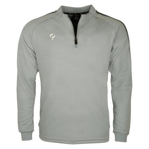 Heren Sweater Foor Lichtgrijs / Grijs / Wit