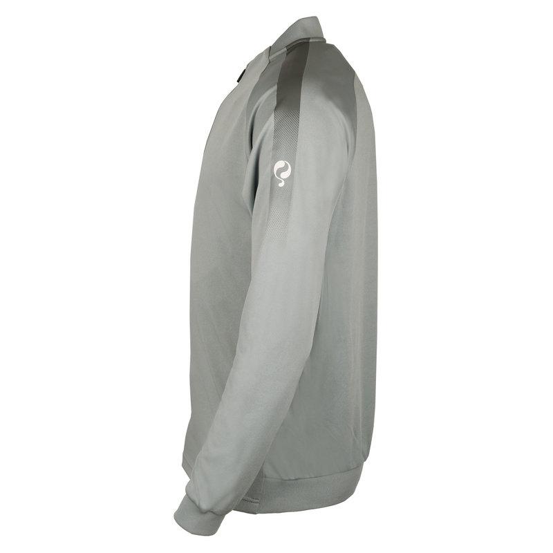 Q1905 Men's Sweater Foor Light Grey / Grey / White