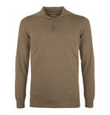 Q1905 Men's Pullover Lunteren - Taupe