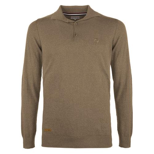 Men's Pullover Lunteren - Taupe