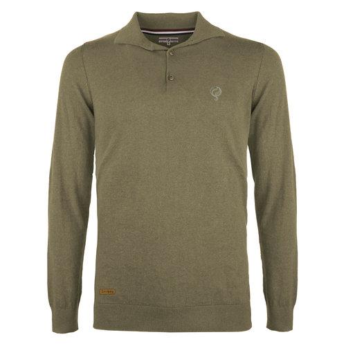 Men's Pullover Lunteren - Khaki green