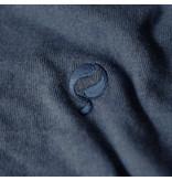 Q1905 Heren Trui Lunteren - Denim blauw
