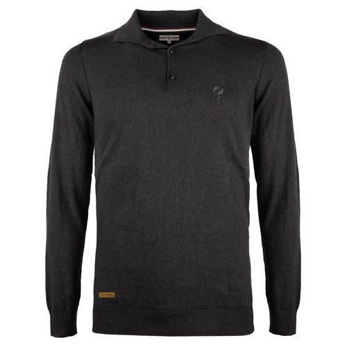 Men's Pullover Lunteren - Antracite grey