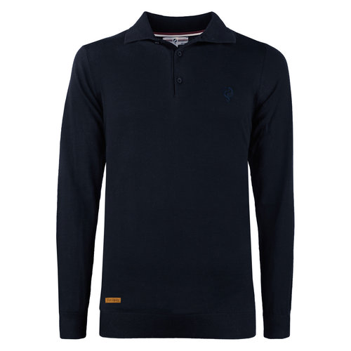 Men's Pullover Lunteren - Dark blue