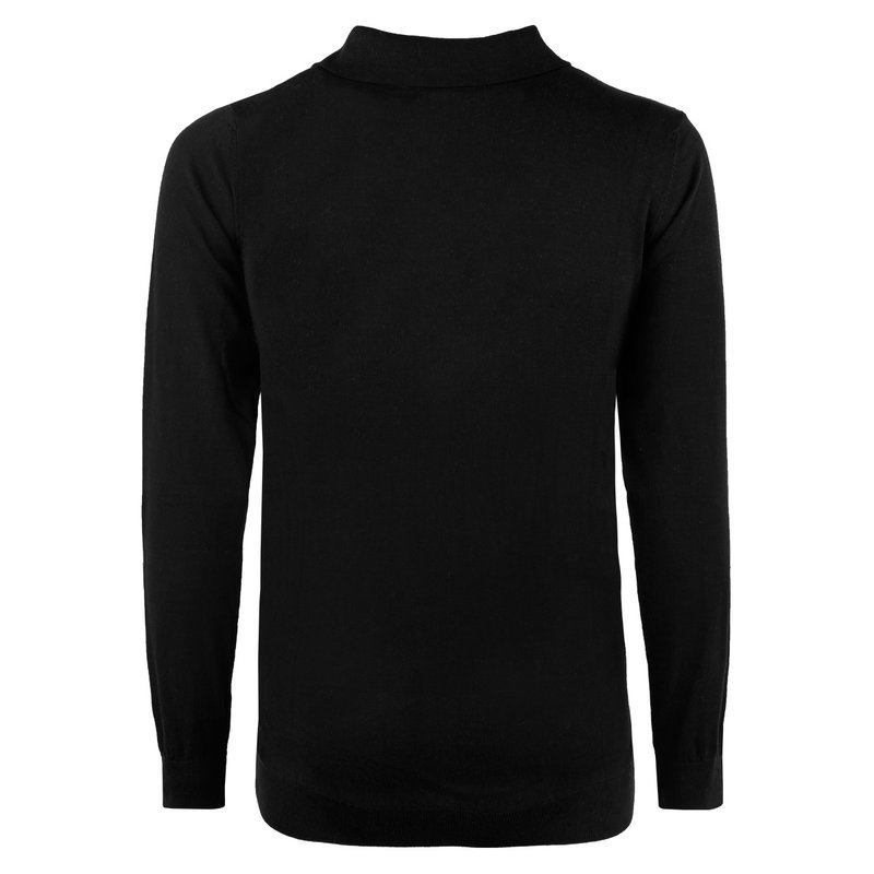 Q1905 Men's Pullover Lunteren - Black